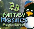Fantasy Mosaics 23: Magic Forest jeu