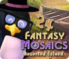 Fantasy Mosaics 24: Deserted Island jeu