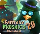 Fantasy Mosaics 29: Alien Planet jeu