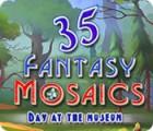 Fantasy Mosaics 35: Day at the Museum jeu