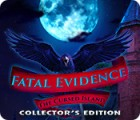 Fatal Evidence: The Cursed Island Collector's Edition jeu