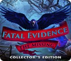 Fatal Evidence: The Missing Collector's Edition jeu