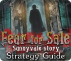 Fear for Sale: Sunnyvale Story Strategy Guide jeu
