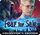 Fear for Sale: Les 13 Clés Edition Collector jeu