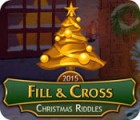 Fill And Cross Christmas Riddles jeu
