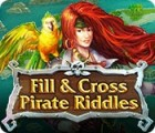 Fill and Cross Pirate Riddles jeu