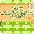 Flower Quiz jeu
