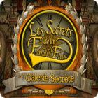Les Secrets de la Famille Flux : La Galerie Secrète jeu