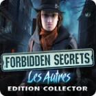 Forbidden Secrets: Les Autres Edition Collector jeu