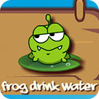 Frog Drink Water jeu