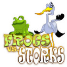 Frogs vs Storks jeu