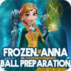 Frozen. Anna Dress Up jeu