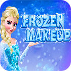 Frozen. Make Up jeu