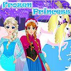Frozen. Princesses jeu