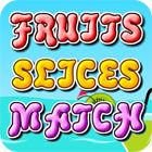 Fruit Slices Match jeu