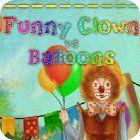 Funny Clown vs Balloons jeu