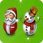 Funny New Year Puzzle jeu