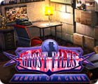 Ghost Files: Memory of a Crime jeu