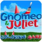 Gnomeo et Juliette Coloriages jeu