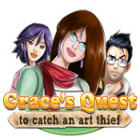 Grace's Quest: To Catch An Art Thief jeu