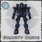 Gravity Drive jeu