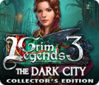 Grim Legends 3: La Ville Sombre Édition Collector jeu