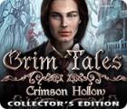 Grim Tales: Le Vallon Pourpre Édition Collector jeu