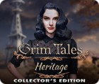 Grim Tales: Heritage Collector's Edition jeu