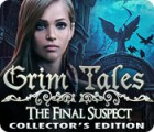 Grim Tales: L'Ultime Suspecte Edition Collector jeu