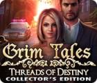 Grim Tales: Les Fils du Destin Édition Collector jeu