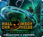 Halloween Chronicles: Evil Behind a Mask Collector's Edition jeu