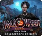 Halloween Stories: Le Livre Noir Édition Collector jeu