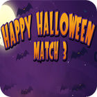 Happy Halloween Match-3 jeu