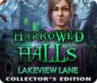 Harrowed Halls: Rue du Lac Édition Collector jeu