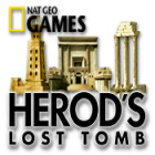 National Geographic Games Herod's Lost Tomb jeu