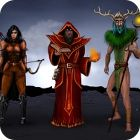 Heroes of Mangara jeu