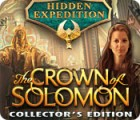 Hidden Expedition: La Couronne de Salomon Edition Collector jeu