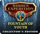 Hidden Expedition: The Fountain of Youth Collector's Edition jeu