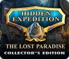 Hidden Expedition: Le Paradis Perdu Édition Collector jeu