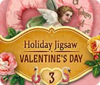 Holiday Jigsaw Valentine's Day 3 jeu