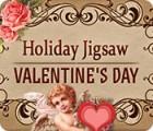 Holiday Jigsaw Valentine's Day jeu