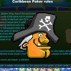 Island Caribbean Poker jeu