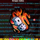 Japanese Craps jeu