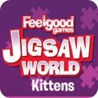 Jigsaw World Kittens jeu