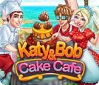 Katy and Bob: Cake Cafe jeu