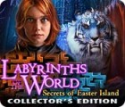 Labyrinths of the World: Secrets de l'Île de Pâques Édition Collector jeu