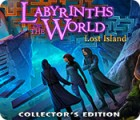 Labyrinths of the World: L'Île Perdue Édition Collector jeu