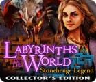 Labyrinths of the World: Légendes de Stonehenge Édition Collector jeu