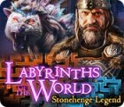 Labyrinths of the World: Stonehenge Legend jeu