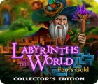 Labyrinths of the World: L'Or des Fous Édition Collector jeu